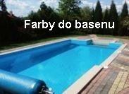 Farby do basenów, brodzików, oczek wodnych oraz tarasów itp.
